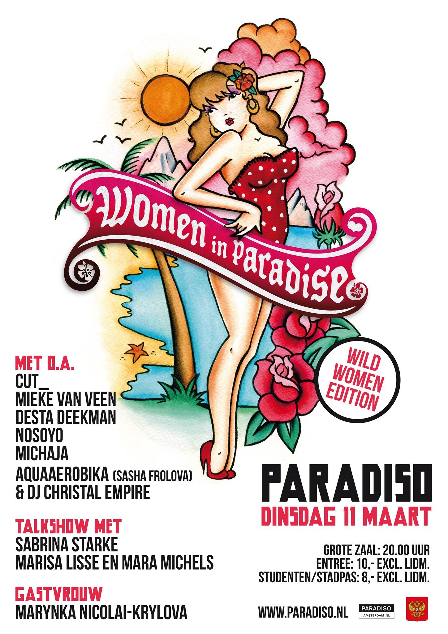 Poster 11 Maart 2014