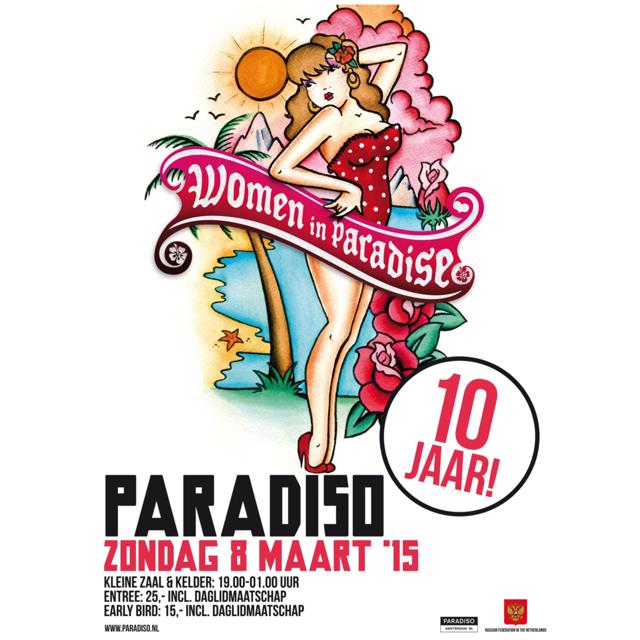 Poster 2015 Vierkant